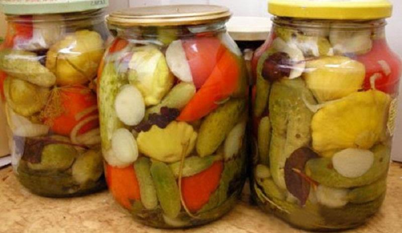 Асорті овочеве