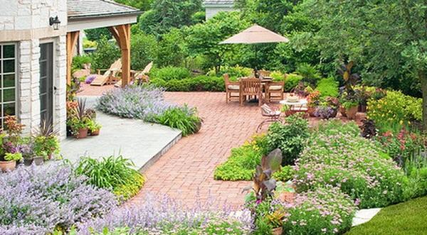 Французький стиль саду