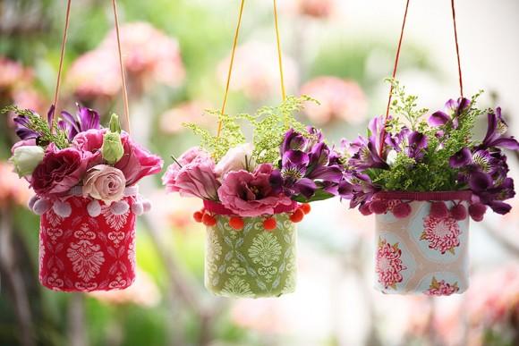 Як зробити кашпо для квітів