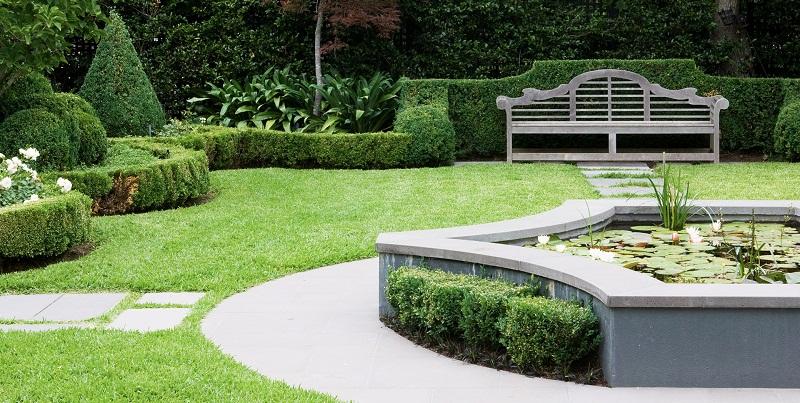 Класичний ( формальний або регулярний) стиль саду
