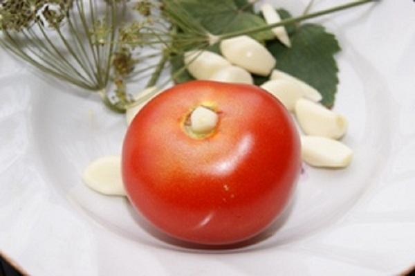 Мариновані помідори  без стерилізації
