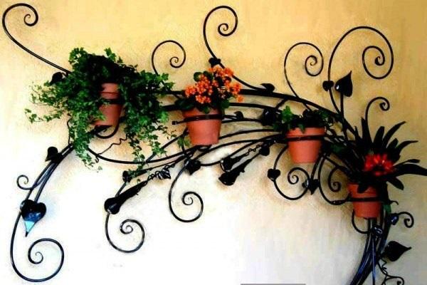 Підставки для кімнатних рослин - 25 ідей