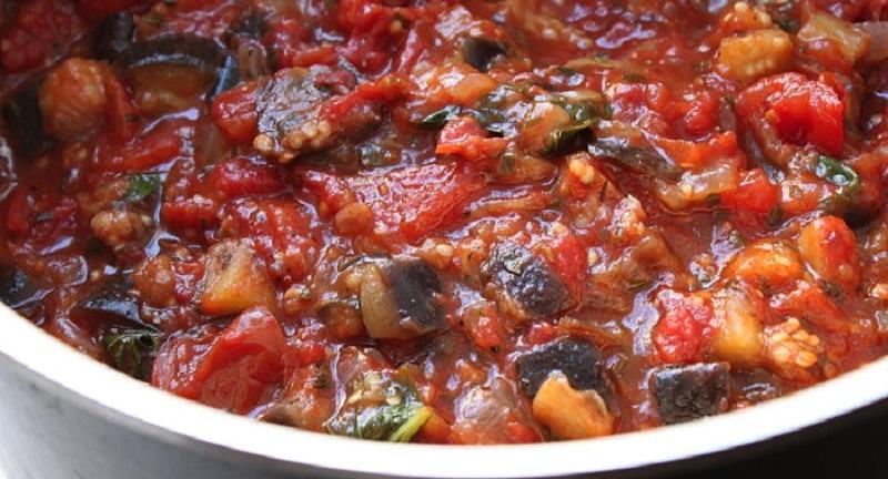 Овочевий салат на зиму