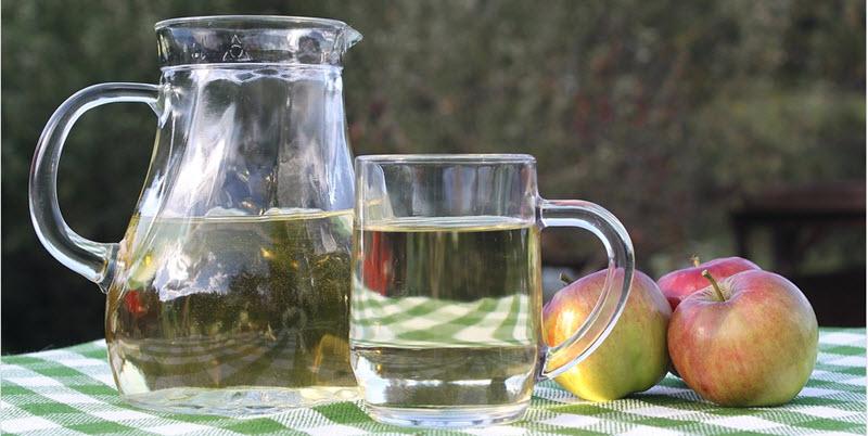 Сидр та яблучний оцет - рецепт