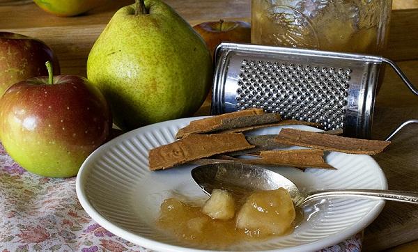 Варення з груш та яблук - рецепт