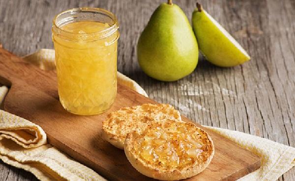 Варення з груш - рецепт