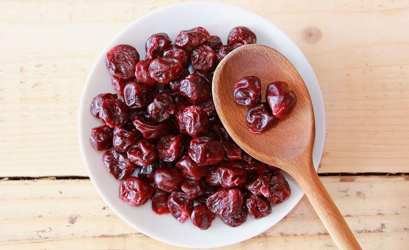 В'ялена вишня - рецепт