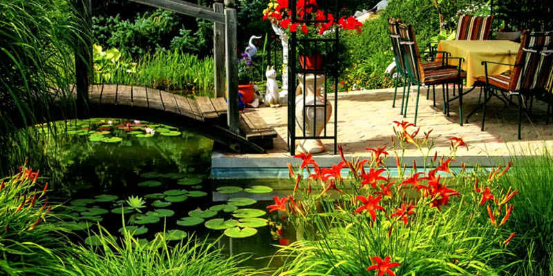 Водяний сад