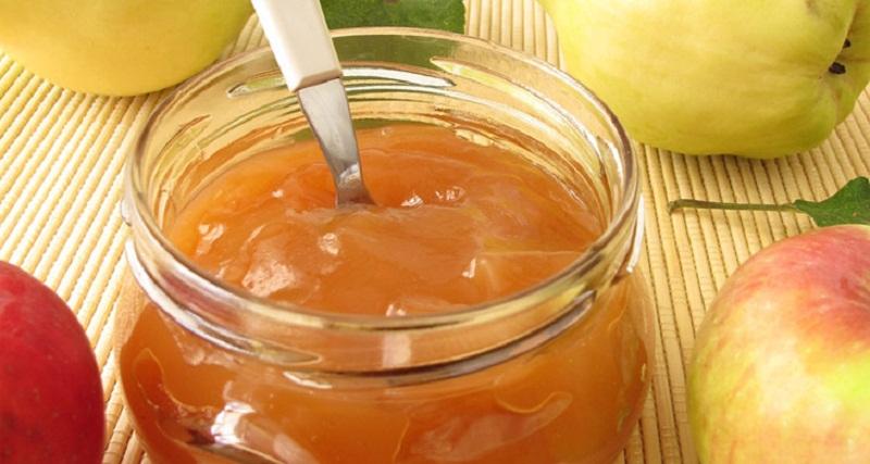 Яблучний джем - рецепт