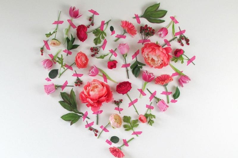 Як прикрасити кімнату до Дня Святого Валентина